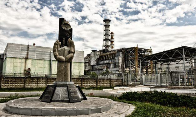 Chernobyl oggi, dal Nucleare al Fotovoltaico.