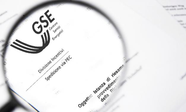 Certificati Bianchi: dopo il rigetto il GSE accoglie l'istanza di riesame e ci assegna l'incentivo