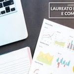 Laureato in Economia e Commercio